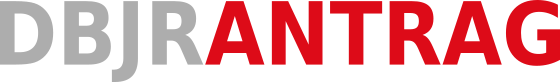 Logo DBJRAntrag