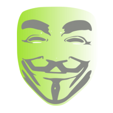 Anonymous Face by chatard | openclipart.org